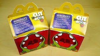 Cut the Rope Happy Meal 2014