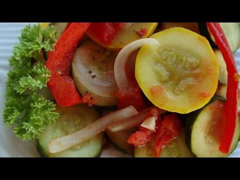 Easy Summer Vegetable Ratatouille Recipe