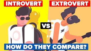 Introverts vs Extroverts - How Do They Compare?