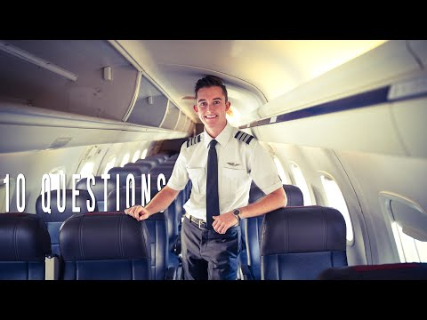 Your Questions Answered: 1 Year Of Regional Airline Flying