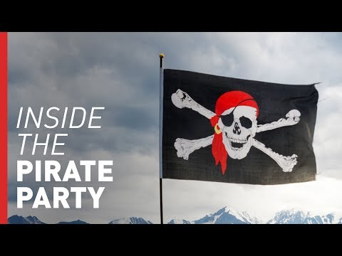 Hacker Wins Election As Pirate Party Leader