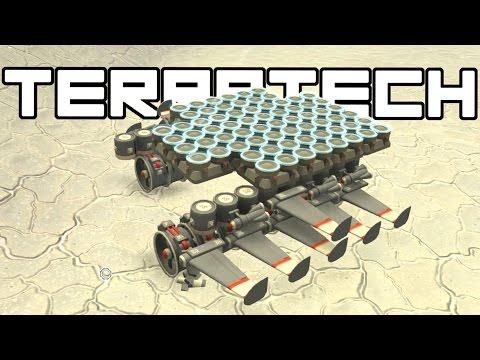 Terra Tech – Worst Day Ever! – TerraTech Gameplay