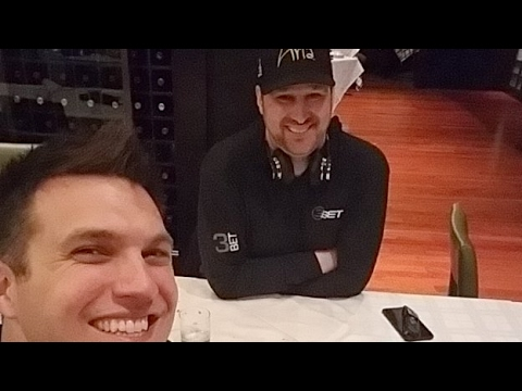 Hanging With Phil Hellmuth