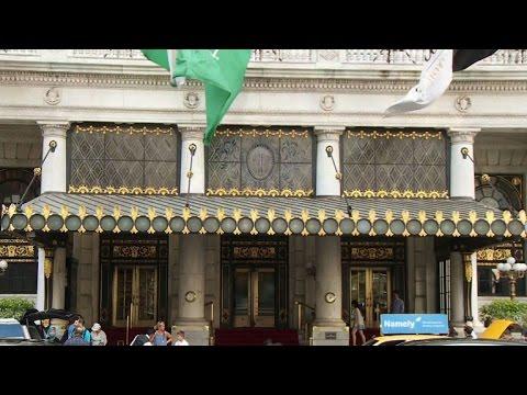 Sultan of Brunei bids to buy iconic Plaza Hotel