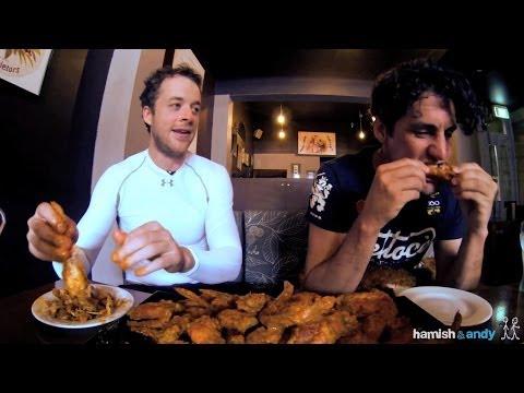 Dishonourable Eating Challenge