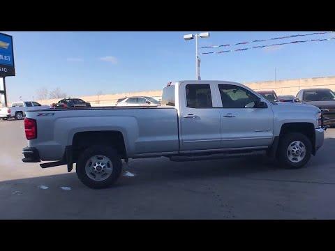 2015 Chevrolet Silverado 2500HD Tulsa, Broken Arrow, Bixby, Sand Springs, Owasso, OK U598020