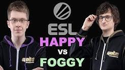 WC3 - ESL Cup #16 - Grand Final: [UD] Happy vs. Foggy [NE] (Co-Cast: ToD)