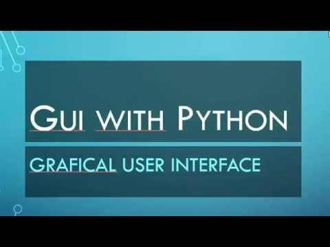 012 GUI with Python: Manipulating the content of the Entry-Widget