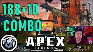VISS THE NEW 188+10 COMBO APEX LEGENDS SEASON 3