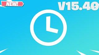 NEW FORTNITE UPDATE V15.40 GAMEPLAY! NEW UPDATE ON FORTNITE!! FORTNITE BATTLE ROYALE!!!