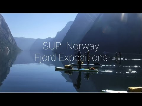 SUP Norway - Fjord Expeditions