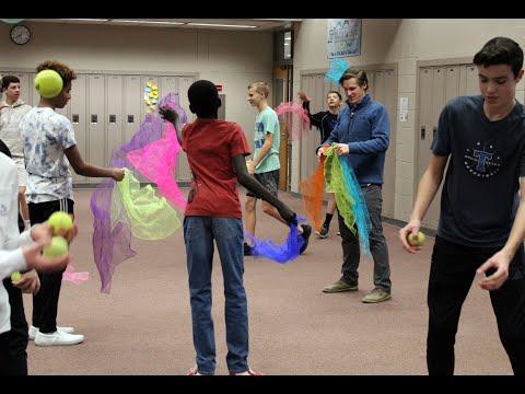 Papillion Middle School Juggling Club