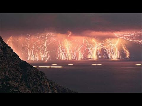 Places With The CRAZIEST Weather