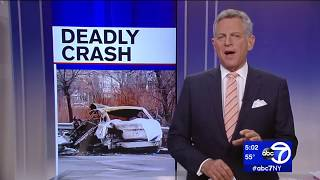 Choson & Kallah Yisroel Levin and Elisheva Kaplan Dead in Multi Vehicle Crash on Nassau Expressway