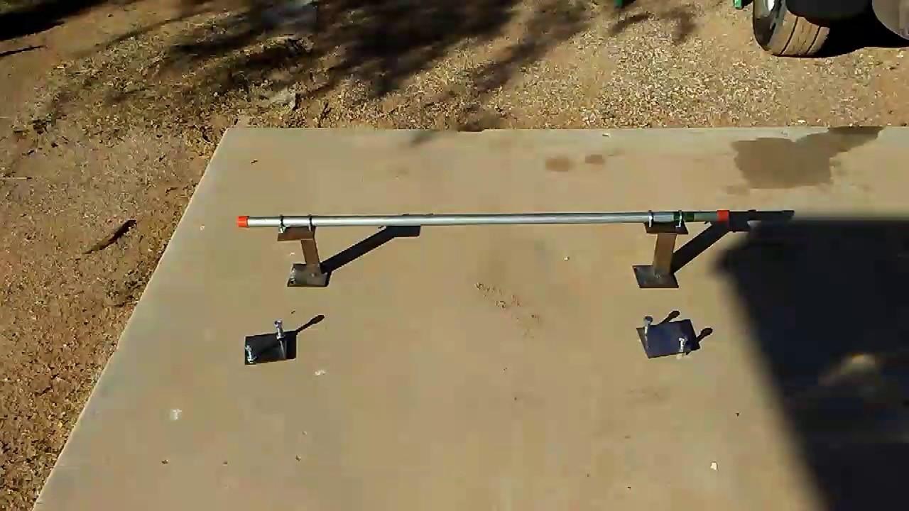 Camper Roof Rack