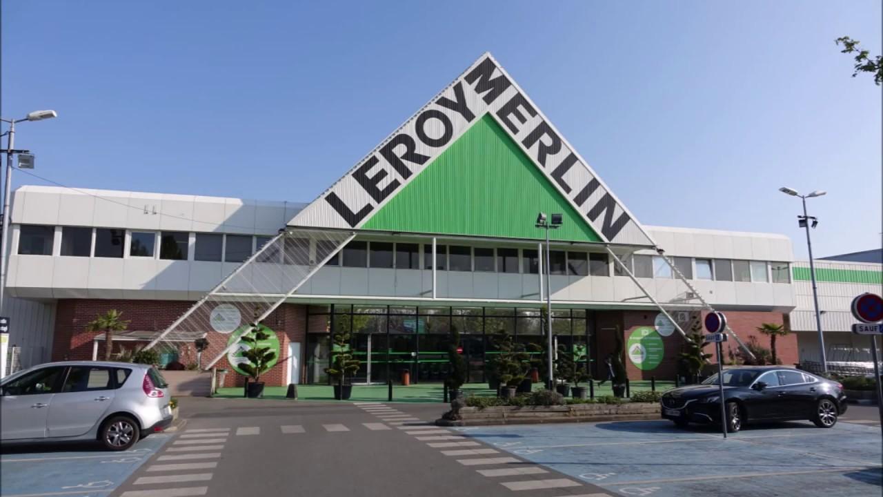 Nous Vous Invitons à Découvrir Le Magasin Leroy Merlin De