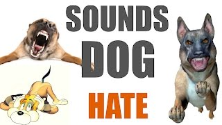 sounds dogs respond to