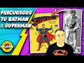 CBH DocuSeries 37: MacFadden & Houdini 1899: Precursors to Superman & Batman by Alex Grand
