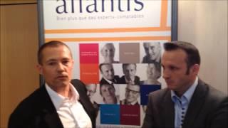 Salon des Entrepreneurs : Le Cabinet d'expertise comptable ALIANTIS nous explique ses motivations