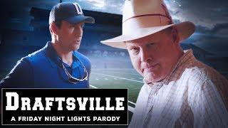 Draftsville: A Friday Night Lights Parody Season 2