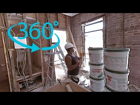 A 360-Degree View Inside a Home Renovation Demolition   Consumer Reports