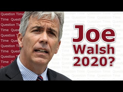 JOE WALSH - Could Donald Trump's Tea Party Primary