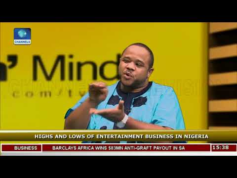 Highs And Lows Of Entertainment Business In Nigeria Pt.2 |Rubbin Minds|