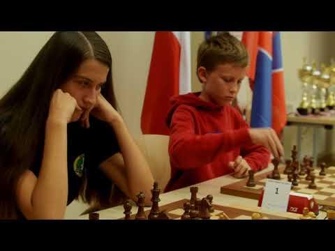 Children Visegrad Chess League