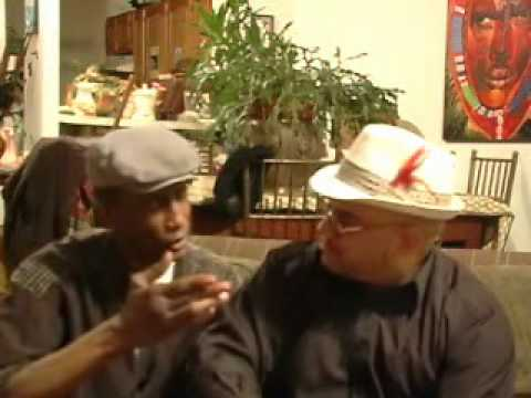 shaun rocks the city interviews eddie cane from the five heart beats in his home,