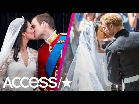 Meghan Markle & Prince Harry Vs. Kate Middleton & Prince William: First Year Of Marriage | Access