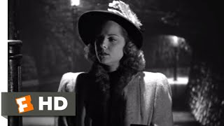 Cat People (1942) - Stalked (4/8) Scene | Movieclips