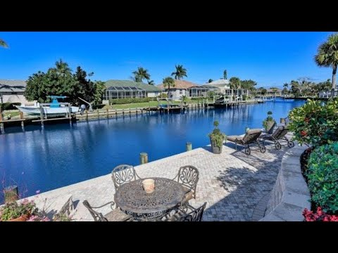 772 Saturn Ct. - Marco Island Waterfront Homes For Sale