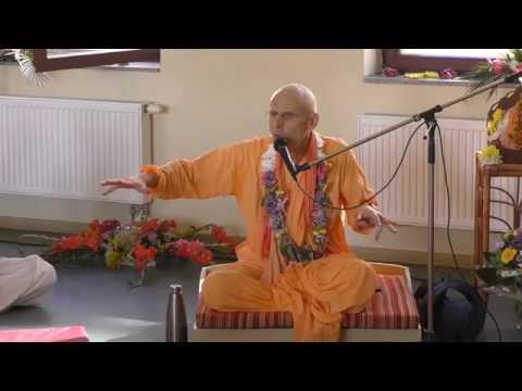 HH Kadamba Kanana Swami - late Janmastami lecture 28.08.2016