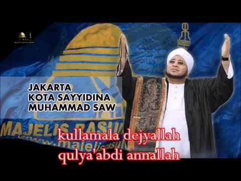 qosidah Majelis Rasulullah - Allah Allah Qod Kafani
