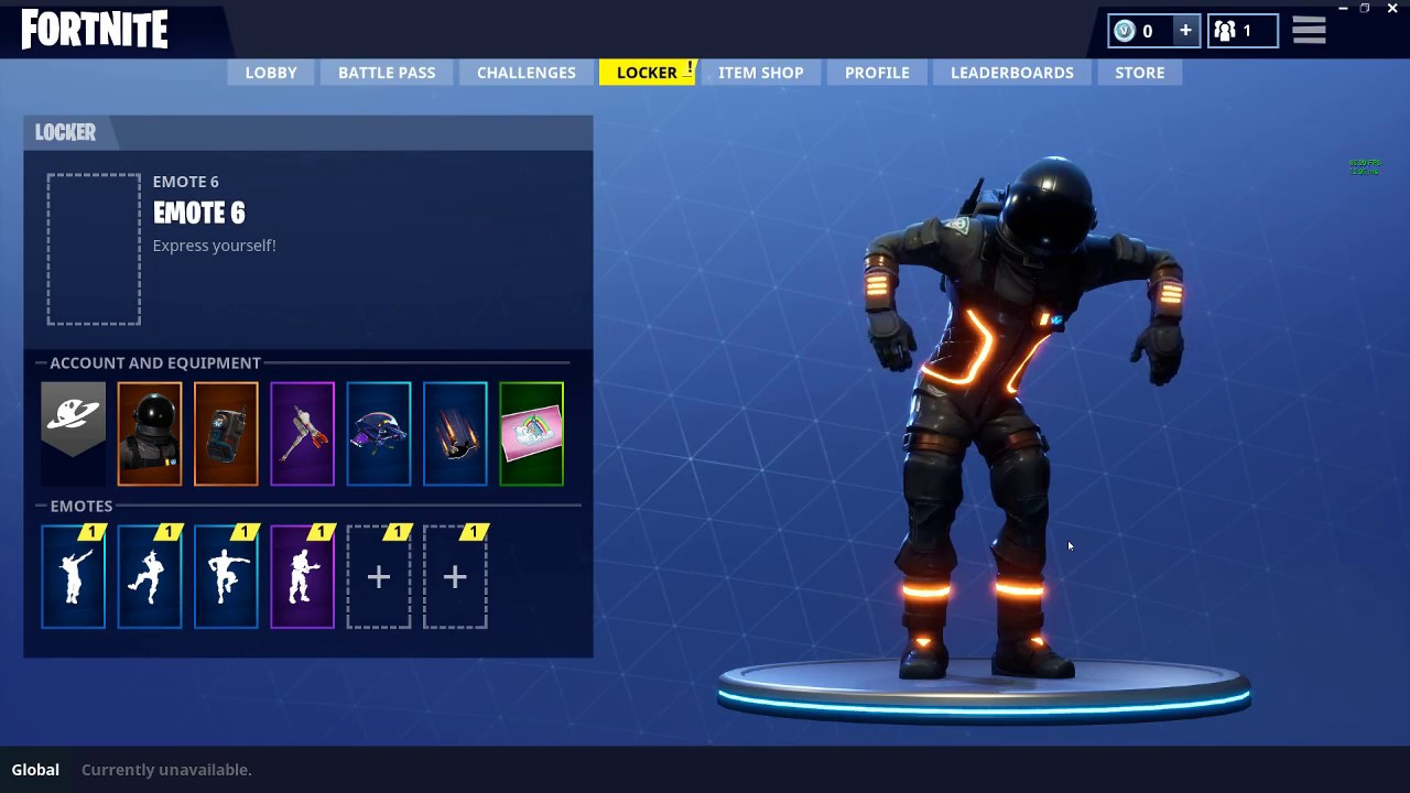 how to dance fortnite pc