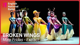 Broken Wings: Male Fridas (extract) | English National Ballet
