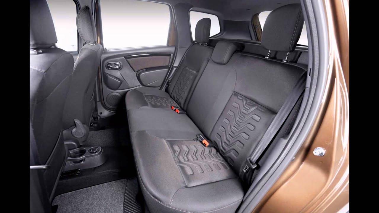 2016 Renault Captur Interior - YouTube