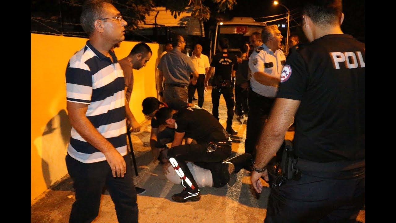 İki Aile Arasında Kavga: 7 Gözaltı, 5 Yaralı