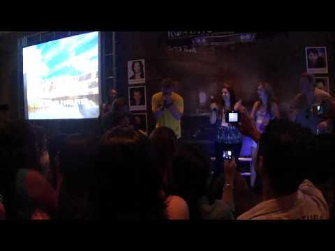RioCon 2012 - Rio de Janeiro 05 e 06/05/2012 KARAOKE 3