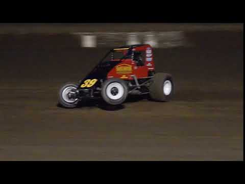 Perris Auto Speedway USAC qualify