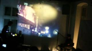 anton mobin - julian bonequi - kris limbach live @ AV night at Kule 23 feb 2012 berlin -excerpt