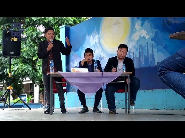 Final - Juara 1 Debat Bahasa Arab se-Indonesia, Auzia Hilmy Muhammad (UII) #ArabFest '17