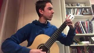 Finn Ó Foghlú: 1st Prize, Junior Guitar B Feis Ceoil 2021