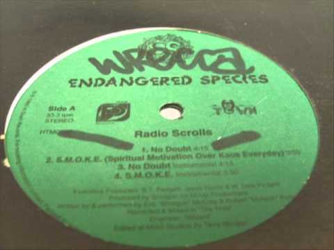 ENDANGERED SPECIES - S.M.O.K.E. ( rare 1995 TX rap )