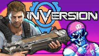 What if Gears of War...but GRAVITY?? - Inversion (Xbox 360)