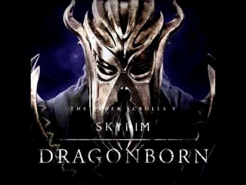 Dragonborn - Skyrim -  Soundtrack OST Depth of Field mix