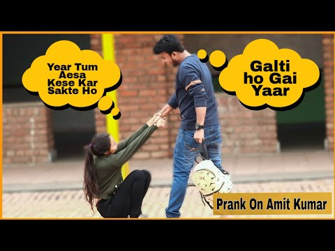 BreakUp Prank On Amit Kumar {Gone Wrong }