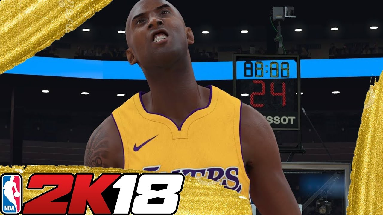 NBA 2K18 MY LEAGUE: REBUILDING THE '09-'10 Lakers!! FIRST GAME! KOBE  EXPOSES MATCHUP!