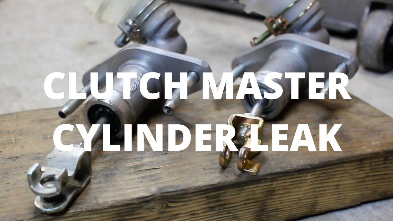 common problems clutch master cylinder leak honda s2000 [ 1280 x 720 Pixel ]