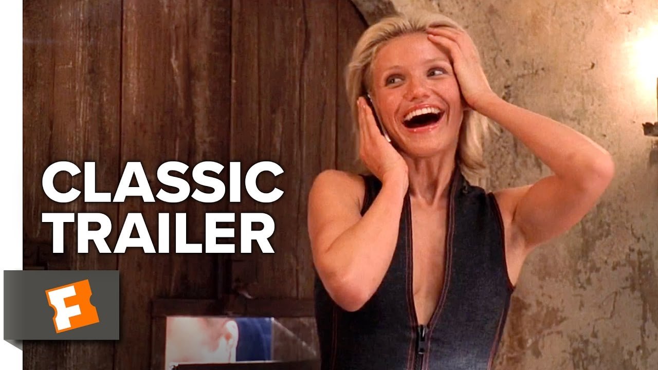 Download Charlie's Angels (2000) Official Trailer 1 - Cameron Diaz Movie
